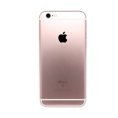 iPhone 6S Gold Back