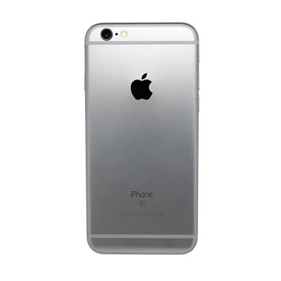 iPhone 6S Gray Back