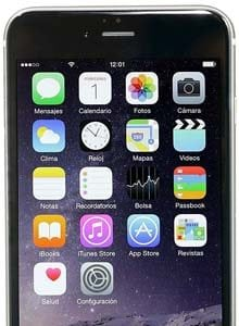 Apple iPhone 6 White Front Screen