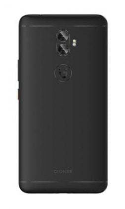 Gionee A1 Plus Black Back