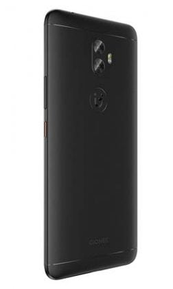 Gionee A1 Plus Black Side Keys