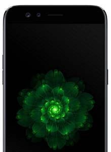 Oppo F3 Plus Black Front Screen