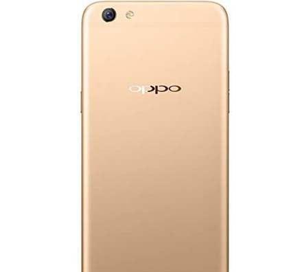 Oppo R9s Plus Gold Back