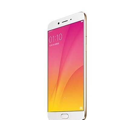 Oppo R9s Plus Gold Front