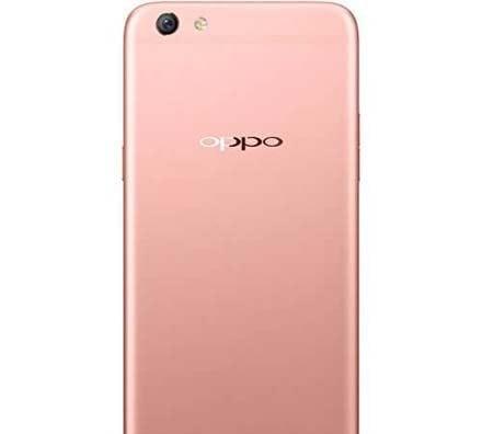 Oppo R9s Plus Rose Gold Back