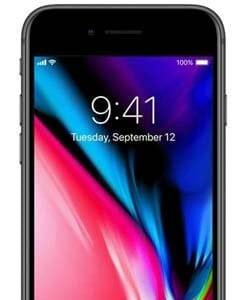 Apple iPhone 8 black 3 - Copy