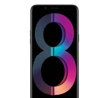 Oppo A83 black