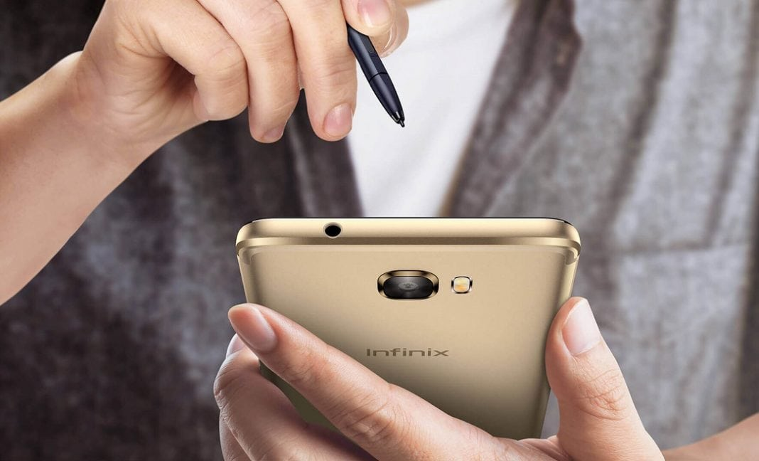 Infinix Note 4 Pro Featured