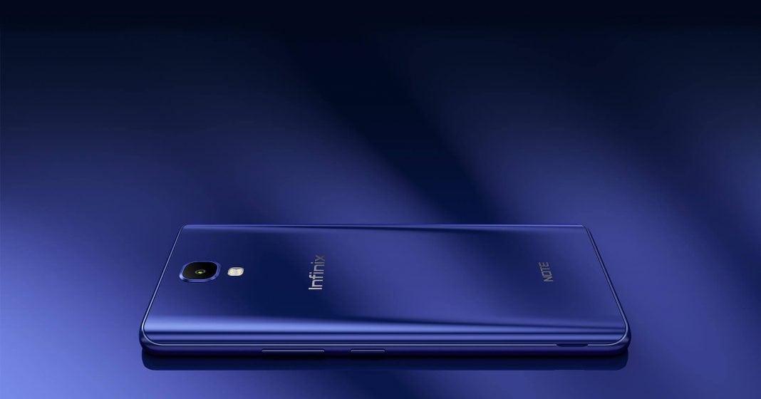 Infinix Note 4 featured