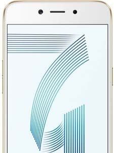 Oppo A71 Gold Front Screen