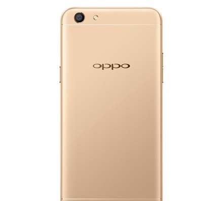 Oppo A77 MediaTek model Gold Back