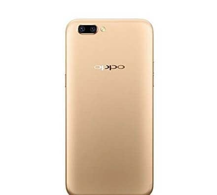 Oppo R11 Plus Gold Back