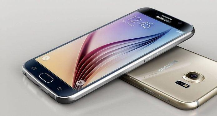 Samsung Galaxy S6 featured