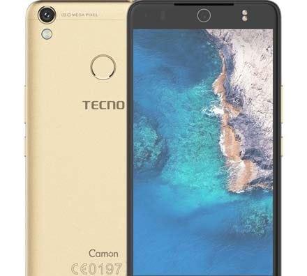Tecno Camon Cx Air Gold
