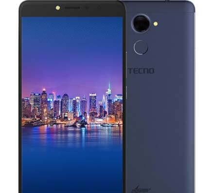 Tecno L9 Plus blue