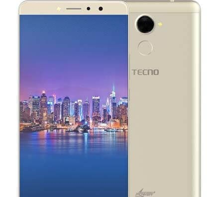 Tecno L9 Plus gold