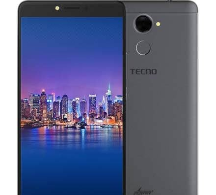 Tecno L9 Plus sky grey