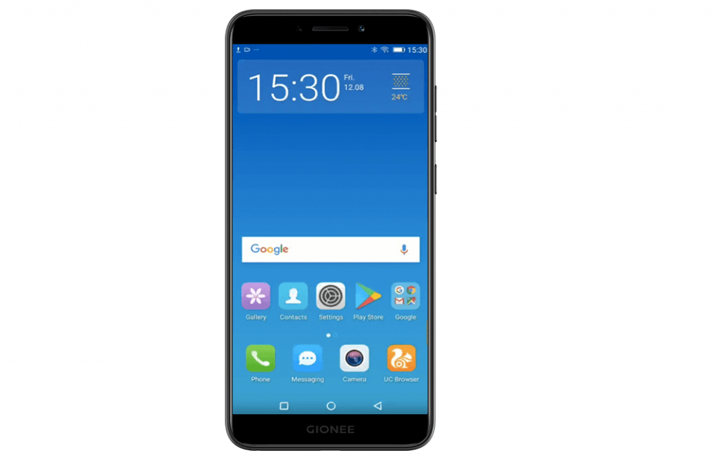 Gionee F205 featured 2