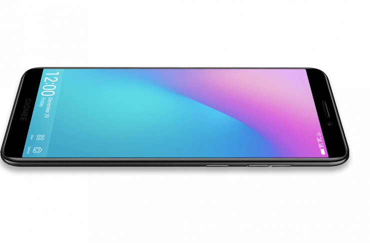 Gionee F205 featured