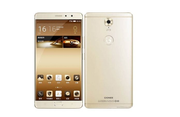 Gionee M6 Plus featured