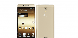 Gionee M6 gold featured