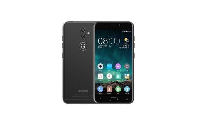 Gionee S9 Black