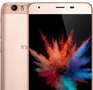 Innjoo Fire 2 Plus LTE rose gold