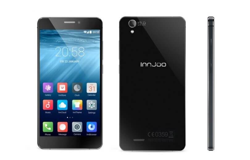 Innjoo One 4G pics