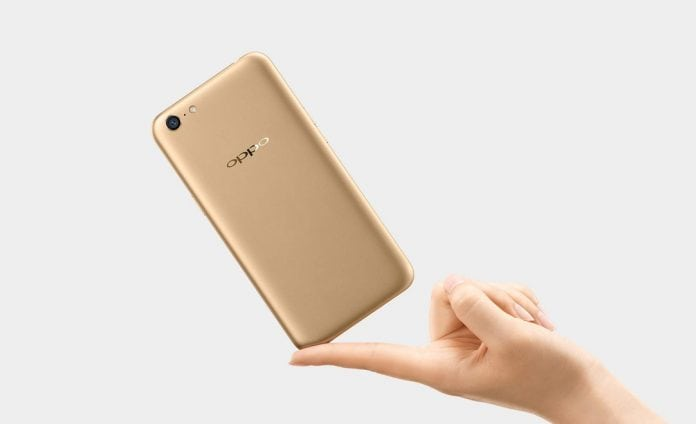 Oppo A71 Featured
