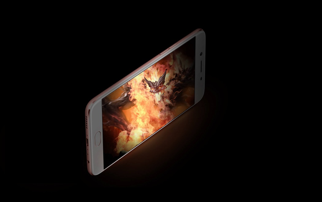 Oppo R9s plus. Featured