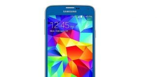 Samsung Galaxy S5 featured