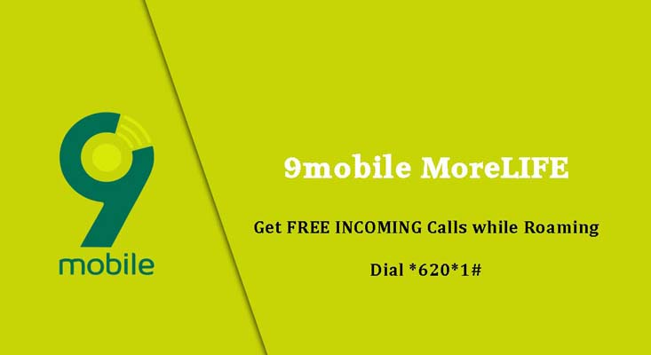9mobile Roaming Bundles and Rates of Various Countries | Sonaija