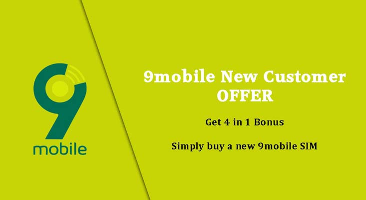 9mobile Images - 9mobile new customer offer