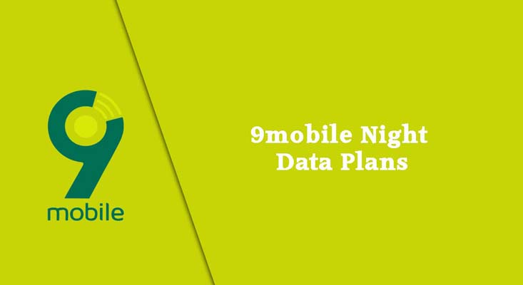 9mobile Images - 9mobile night data plans