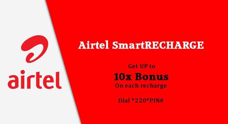 Airtel Images - Airtel Smart Recharge for mega bonus
