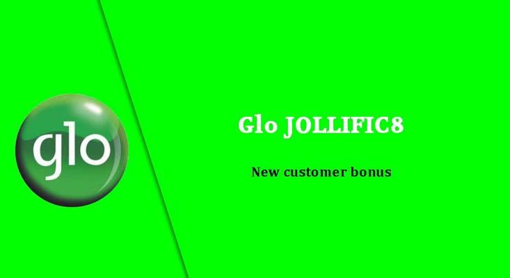 Globacom images - Glo Jollific8 new customer bonus