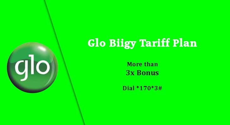 Globacom images - Glo biigy pack with 3x bonus