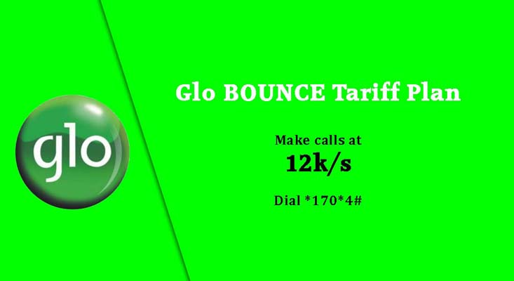 Globacom images - Glo bounce tariff plans for calls at 12k per second
