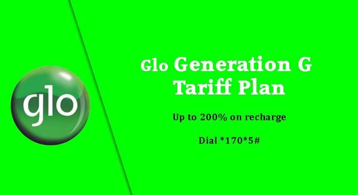 Globacom images - Glo generation G tariff plan