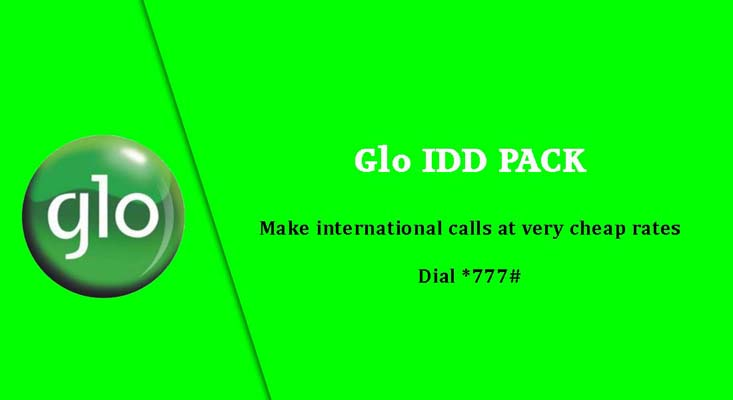Globacom images - Glo idd packs to make international calls at cheap rates