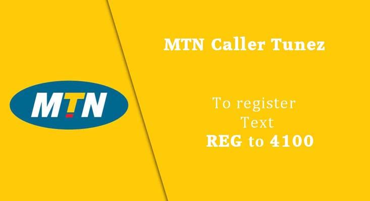 MTN Images - Register caller tunes
