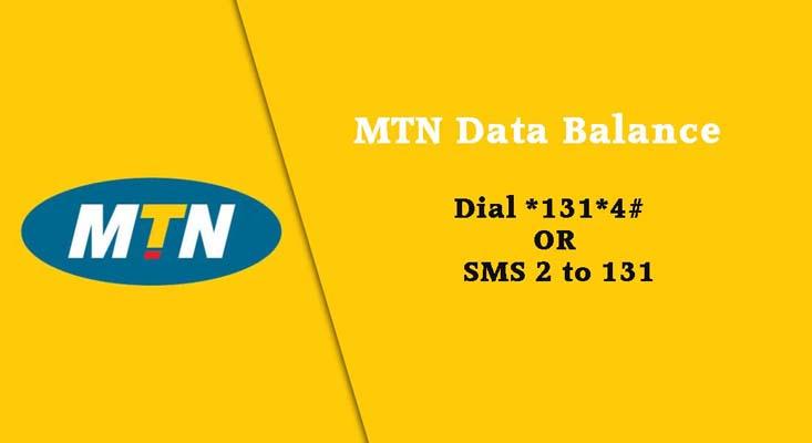 MTN images - Check MTN data balance