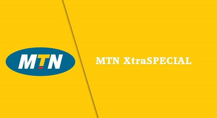 MTN images - MTN XtraSpecial prepaid plan