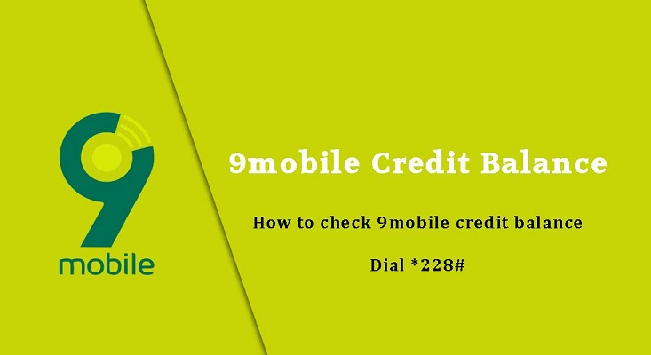 9mobile Images - 9mobile credit balance