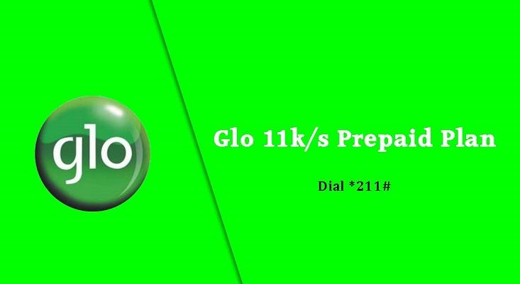 Globacom images - Glo 11k per sec prepaid plan
