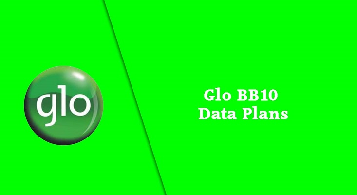 Globacom images - Glo BB10 data plans