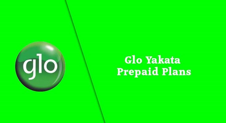 Globacom images - Glo Yakata Prepaid Plans