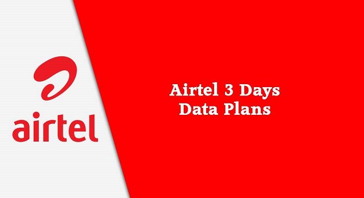 Airtel Images - Airtel 3 days data plans