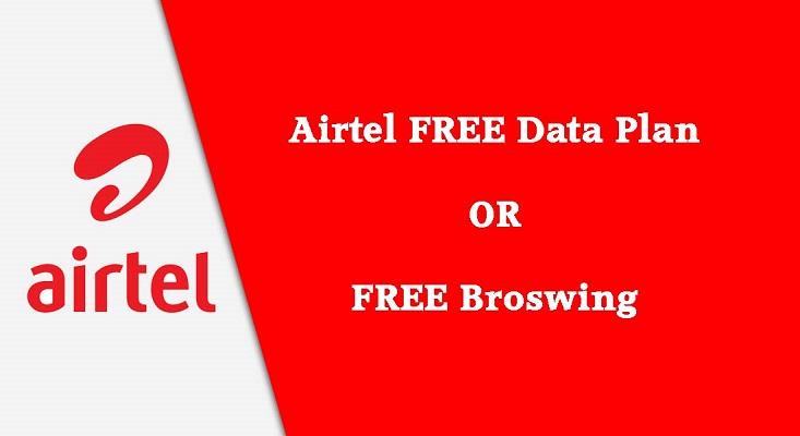 Airtel Images - Airtel Free borwsing or data plan