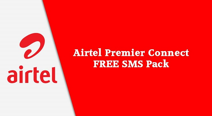 Airtel Images - Airtel Premier Connect FREE SMS Pack